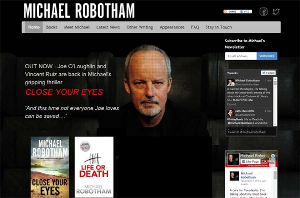 www.michaelrobotham.com