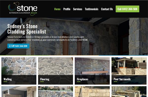 Stone Exteriors